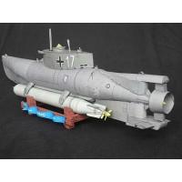 """""""SEEHUND""""Mini duikboot 1940-45"""