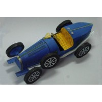 Bugatti blauw