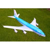 Jumbojet 747-400 KLM