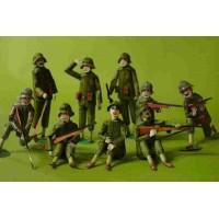 Soldaten (9 st.)