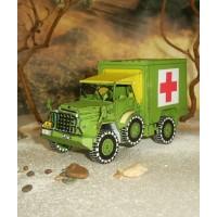 DAF YA126 Ziekenwagen